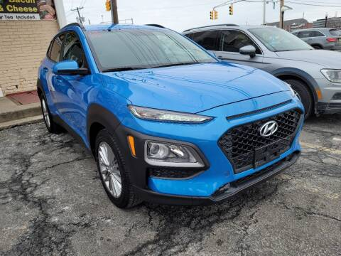 2018 Hyundai Kona for sale at AW Auto & Truck Wholesalers  Inc. in Hasbrouck Heights NJ