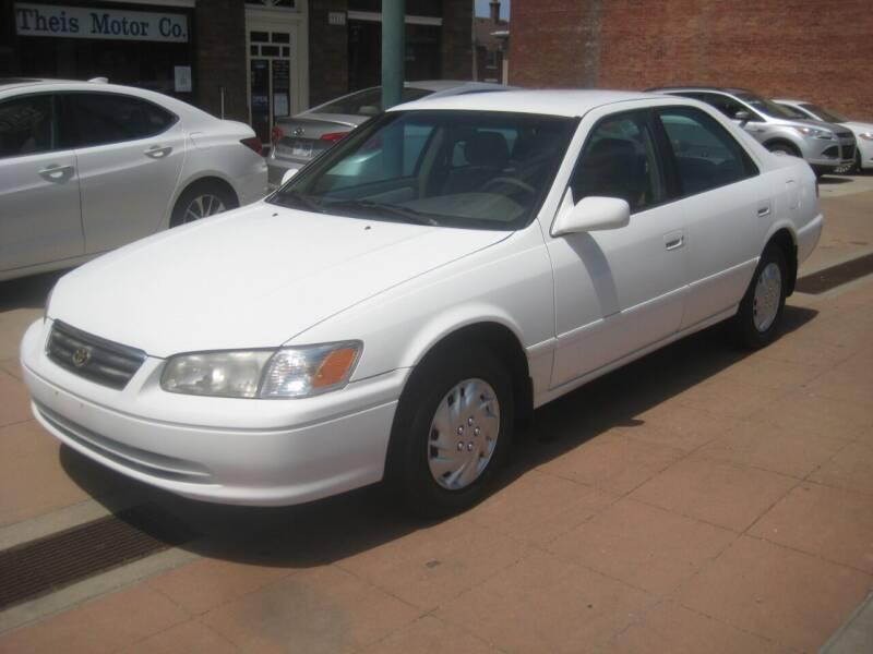 2000 Toyota Camry for sale at Theis Motor Company in Reading OH