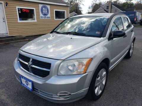 2007 Dodge Caliber for sale at All Ride Motors in Chesapeake VA