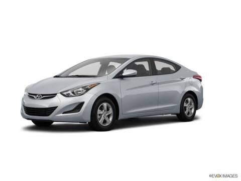 2015 Hyundai Elantra for sale at Ken Wilson Ford in Canton NC
