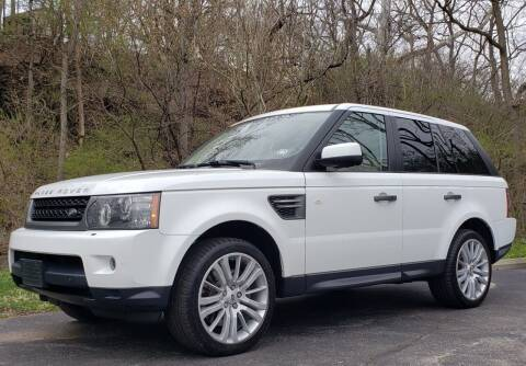 2011 Land Rover Range Rover Sport for sale at The Motor Collection in Columbus OH