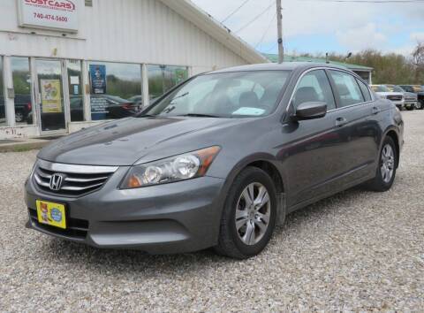 2012 Honda Accord for sale at Low Cost Cars in Circleville OH
