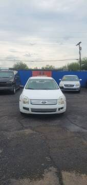 2007 Ford Fusion for sale at Juniors Auto Sales in Tucson AZ