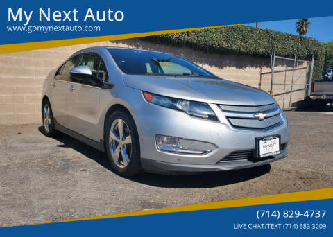 2014 Chevrolet Volt for sale at My Next Auto in Anaheim CA
