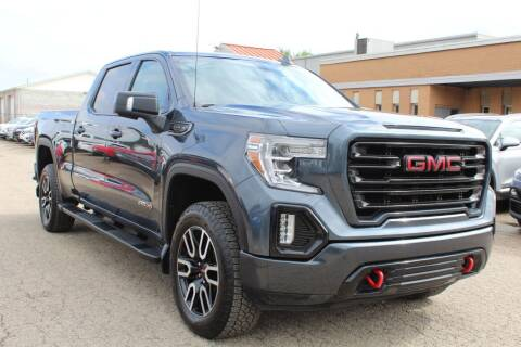 2019 GMC Sierra 1500 for sale at SHAFER AUTO GROUP in Columbus OH