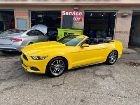 2016 Ford Mustang for sale at KING AUTO SALES  II in Detroit MI