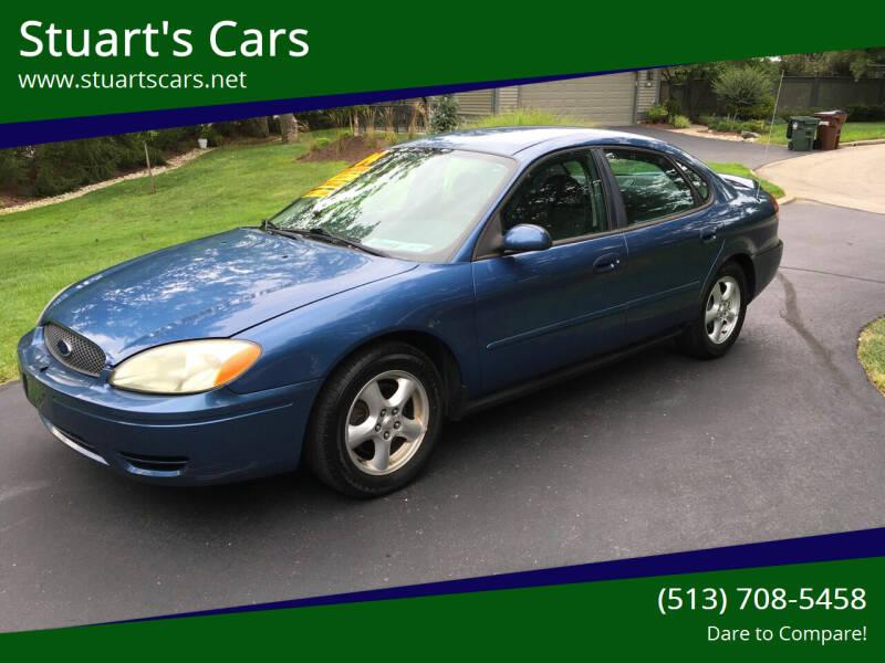 2004 Ford Taurus for sale at Stuart's Cars in Cincinnati OH