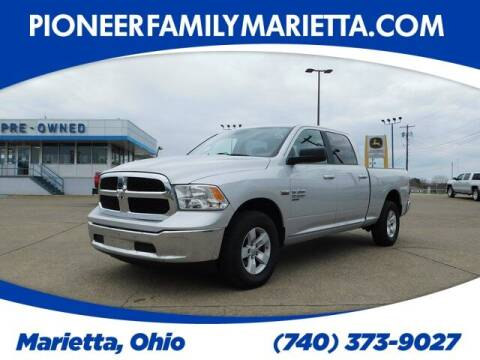 2019 RAM Ram Pickup 1500 Classic for sale at Pioneer Family preowned autos in Williamstown WV