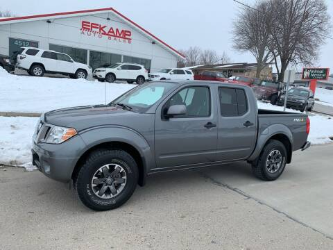 2018 Nissan Frontier for sale at Efkamp Auto Sales LLC in Des Moines IA