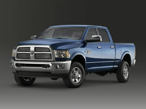 2012 RAM Ram Pickup 2500 for sale at Hi-Lo Auto Sales in Frederick MD