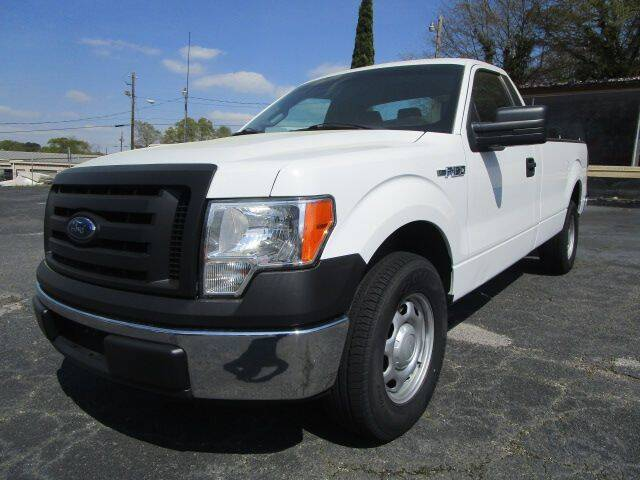 2012 Ford F-150 for sale at Lewis Page Auto Brokers in Gainesville GA