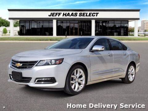 2018 Chevrolet Impala for sale at JEFF HAAS MAZDA in Houston TX