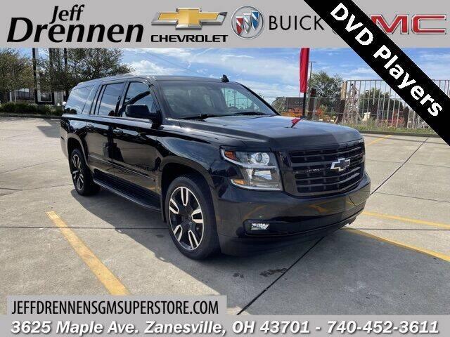 2019 Chevrolet Suburban for sale at Jeff Drennen GM Superstore in Zanesville OH