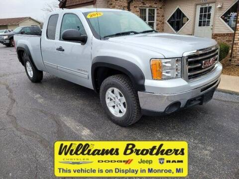 2013 GMC Sierra 1500 for sale at Williams Brothers - Pre-Owned Monroe in Monroe MI