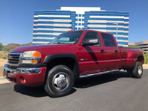 2006 GMC Sierra 3500 for sale at Day & Night Truck Sales in Tempe AZ