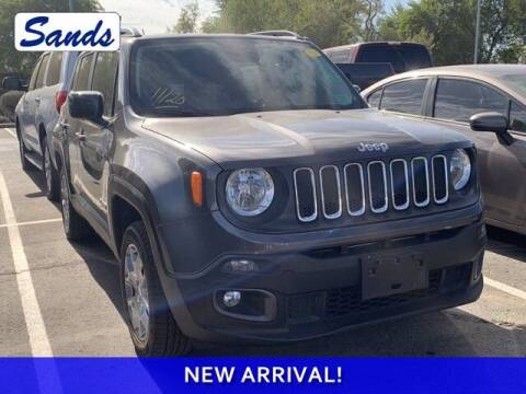 2016 Jeep Renegade for sale at Sands Chevrolet in Surprise AZ