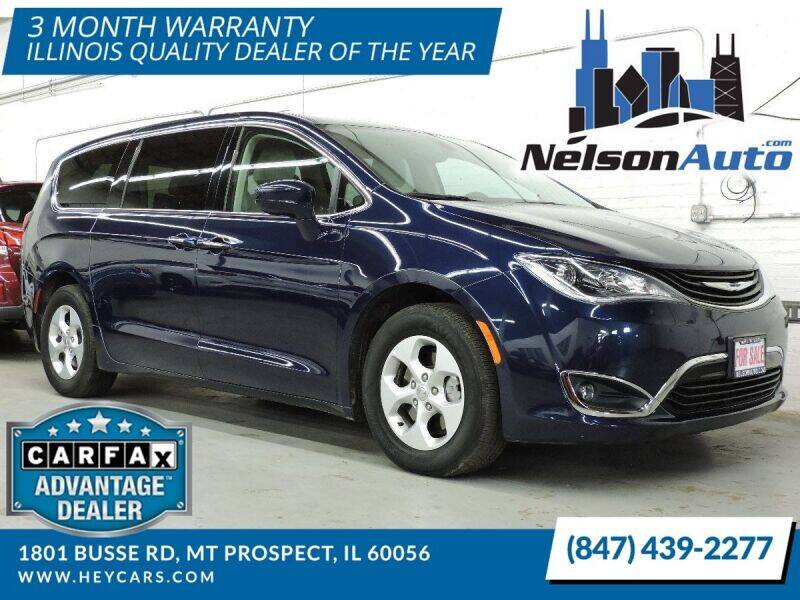 2018 Chrysler Pacifica Hybrid for sale in Mount Prospect, IL