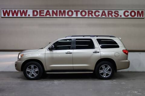 2010 Toyota Sequoia for sale at Dean Motor Cars Inc in Houston TX