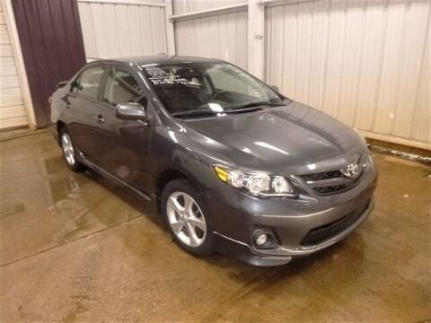 2012 Toyota Corolla for sale at East Coast Auto Source Inc. in Bedford VA