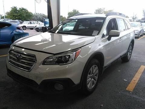 2016 Subaru Outback for sale at FLORIDA CAR TRADE LLC in Davie FL