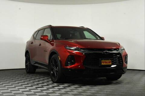 2019 Chevrolet Blazer for sale at Washington Auto Credit in Puyallup WA