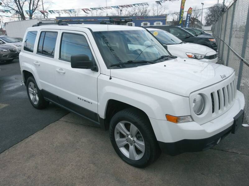 2016 Jeep Patriot for sale at LaBate Auto Sales Inc in Philadelphia PA