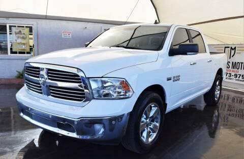 2018 RAM Ram Pickup 1500 for sale at 1st Class Motors in Phoenix AZ