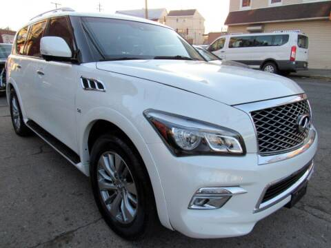 2016 Infiniti QX80 for sale at MFG Prestige Auto Group in Paterson NJ