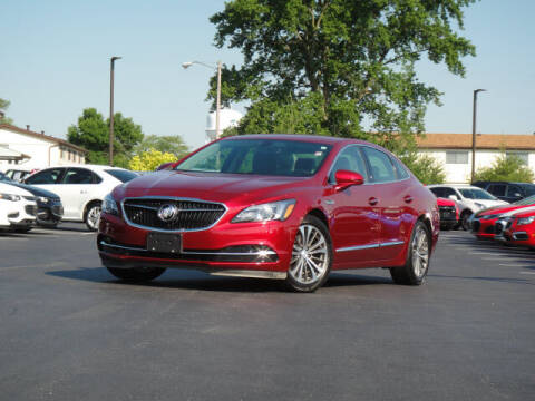 2018 Buick LaCrosse for sale at Jack Schmitt Chevrolet Wood River in Wood River IL