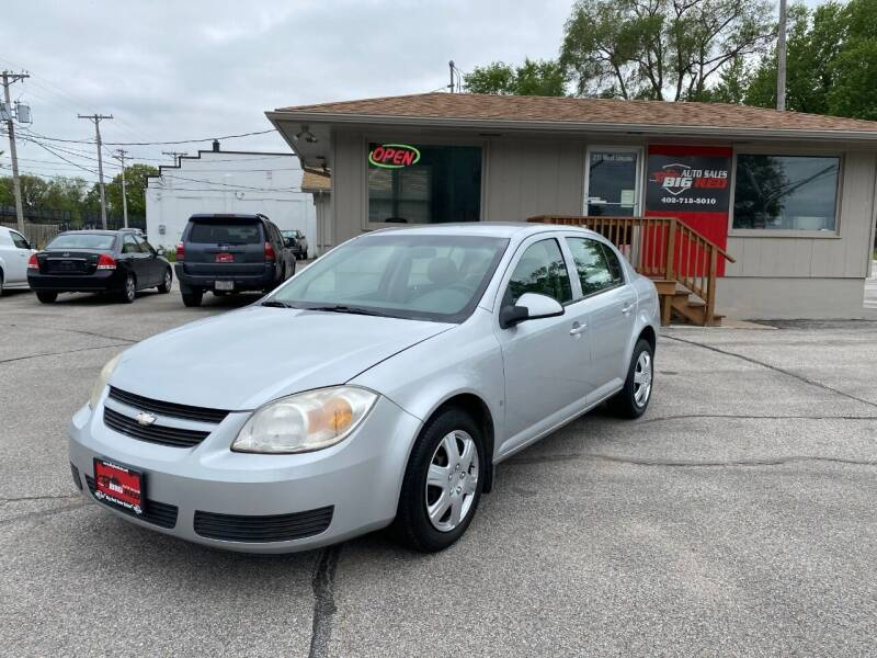 2007 Chevrolet Cobalt for sale at Big Red Auto Sales in Papillion NE
