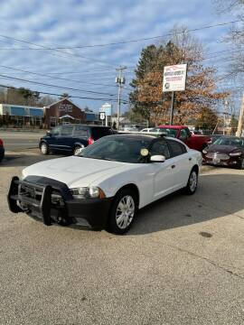 2013 Dodge Charger for sale at NEWFOUND MOTORS INC in Seabrook NH