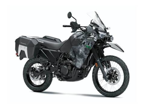 2022 Kawasaki KLR®650 Adventure Camo AB for sale at Southeast Sales Powersports in Milwaukee WI