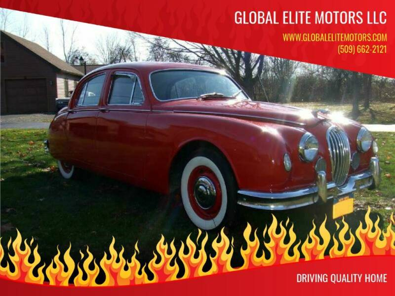 1956 Jaguar MARK 1 for sale at Global Elite Motors LLC in Wenatchee WA