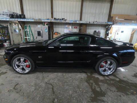 2007 Ford Mustang for sale at Alpha Auto - Mitchell in Mitchel SD