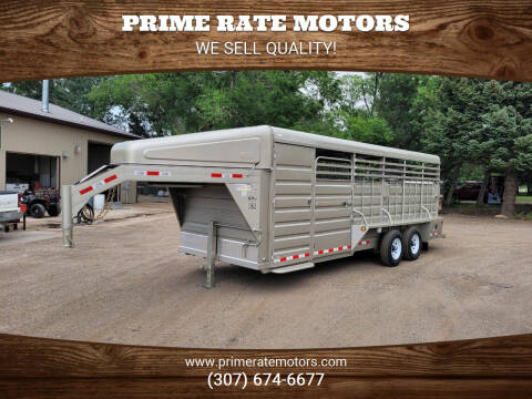 2021 GR 22' Stock Combo for sale at PRIME RATE MOTORS in Sheridan WY