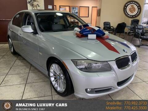 2011 BMW 3 Series for sale at Amazing Luxury Cars in Snellville GA