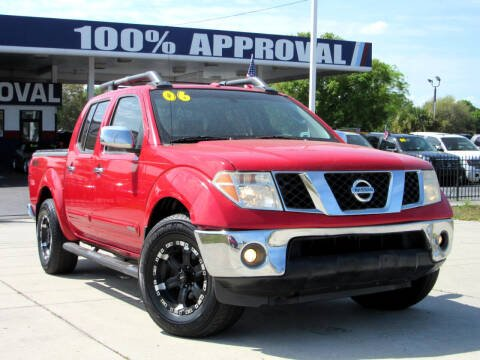 2006 Nissan Frontier for sale at Orlando Auto Connect in Orlando FL
