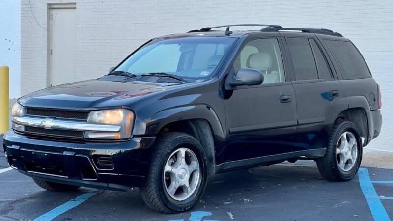2007 Chevrolet TrailBlazer for sale at Carland Auto Sales INC. in Portsmouth VA