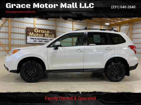 2015 Subaru Forester for sale at Grace Motor Mall LLC in Traverse City MI