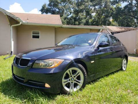 2008 BMW 3 Series for sale at AFFORDABLE ONE LLC in Orlando FL