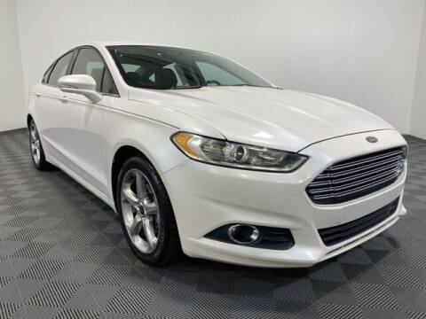 2013 Ford Fusion for sale at Renn Kirby Kia in Gettysburg PA