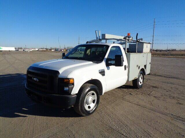 2008 Ford F-350 Super Duty for sale at SLD Enterprises LLC in Sauget IL