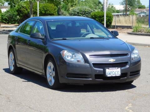 2012 Chevrolet Malibu for sale at General Auto Sales Corp in Sacramento CA