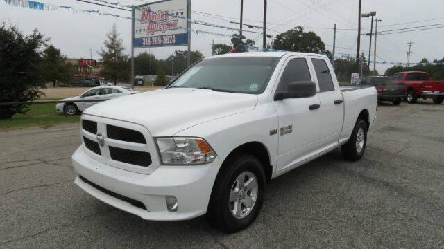 2013 RAM Ram Pickup 1500 for sale at Minden Autoplex in Minden LA