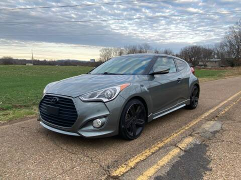 2013 Hyundai Veloster for sale at Tennessee Valley Wholesale Autos LLC in Huntsville AL