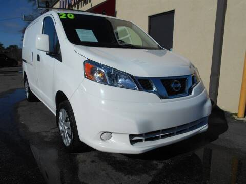2020 Nissan NV200 for sale at AutoStar Norcross in Norcross GA