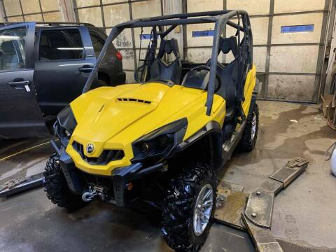 2014 Can-Am Commander for sale at BERKENKOTTER MOTORS in Brighton CO