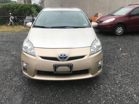 2010 Toyota Prius for sale at A & B Auto Finance Company in Alexandria VA