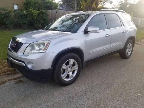 2009 GMC Acadia for sale at Low Price Auto Sales LLC in Palm Harbor FL