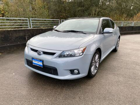 2013 Scion tC for sale at Zipstar Auto Sales in Lynnwood WA